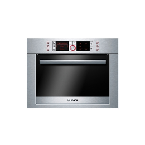Logixx HBC86P753B Built-in Combination Microwave - Stainless Steel