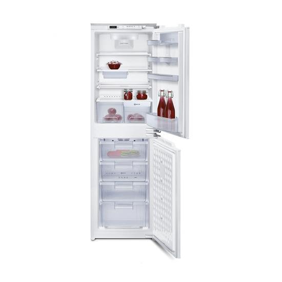 Neff Series 3 K9724X7GB Integrated Fridge Freezer