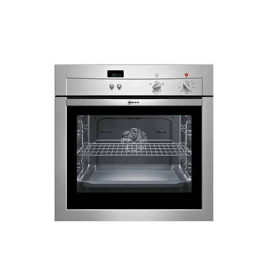 NEFF Series 1 B14M42N0GB Electric Oven - Stainless Steel