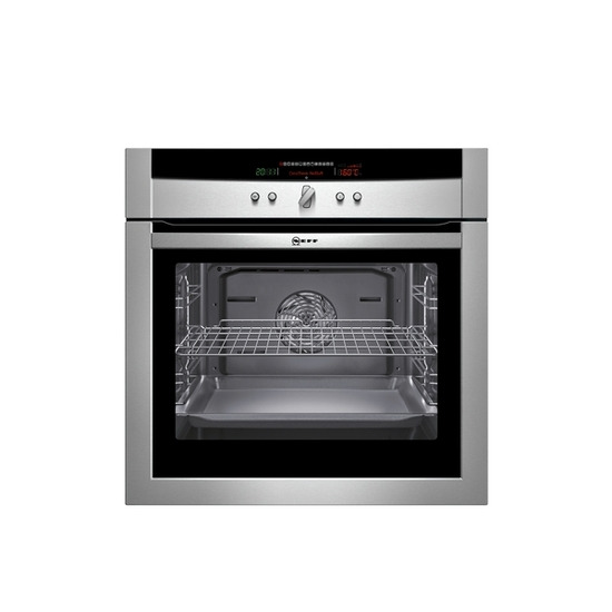 Neff Series 5 B16P42N0GB Electric Oven - Stainless Steel