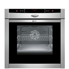 Neff Navigator B46W74N0GB Electric Oven - Stainless Steel