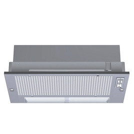 NEFF D5625X0GB Canopy Cooker Hood - Silver Reviews