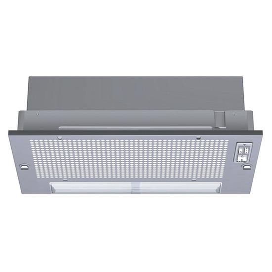 NEFF D5625X0GB Canopy Cooker Hood - Silver
