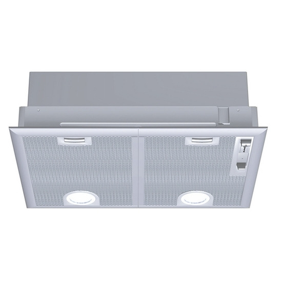Neff D5645X0GB Canopy Cooker Hood - Silver