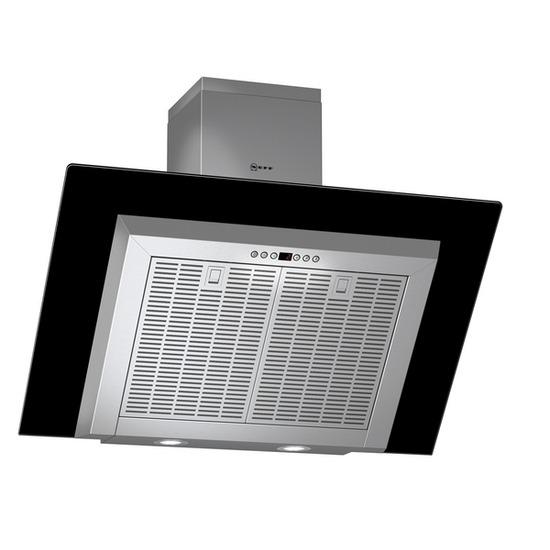 NEFF Series 4 D39F56S0GB Chimney Cooker Hood - Black
