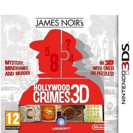 Nintendo James Noir's Hollywood Crimes 3D - for Nintendo 3DS