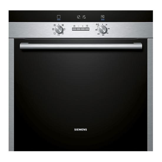 Siemens iQ300 HB63AA550B