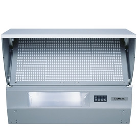 SIEMENS LE64130GB Integrated Cooker Hood - Silver Reviews