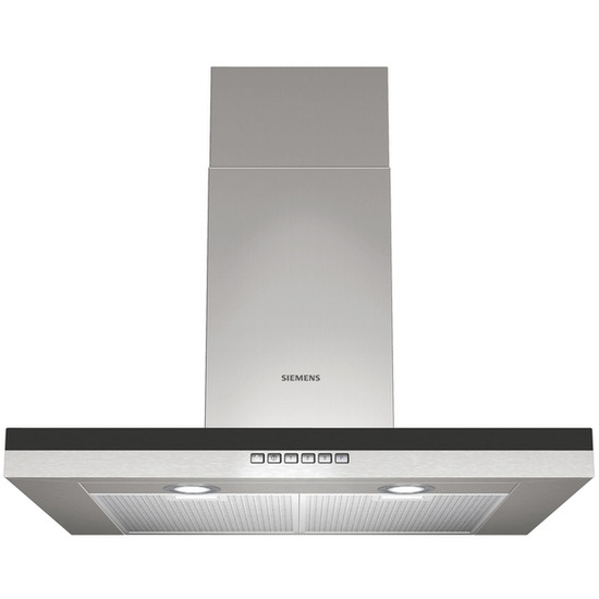 SIEMENS iQ300 LC76BB530B Chimney Cooker Hood - Stainless Steel