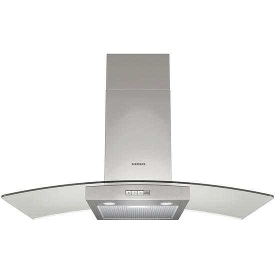 SIEMENS iQ100 LC94GA520B Chimney Cooker Hood - Stainless Steel