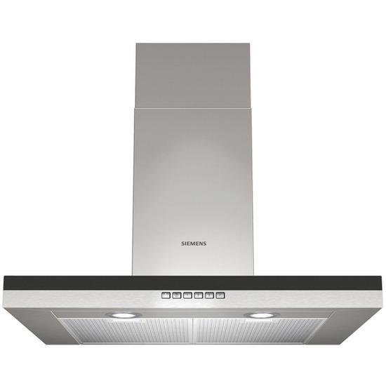 SIEMENS iQ300 LC96BB530B Chimney Cooker Hood - Stainless Steel