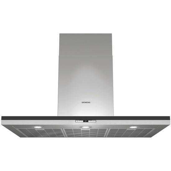 SIEMENS iQ500 LC98BD540B Chimney Cooker Hood - Stainless Steel