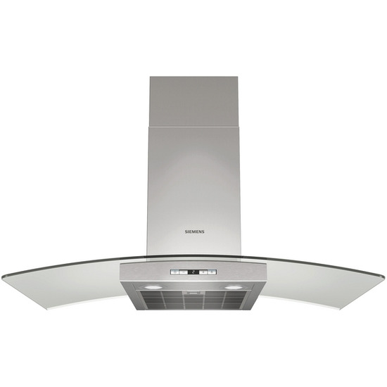 SIEMENS iQ500 LC98GE540B Chimney Hood - Stainless Steel