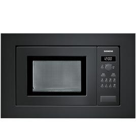 SIEMENS HF15M662B Built-in Solo Microwave - Black Reviews