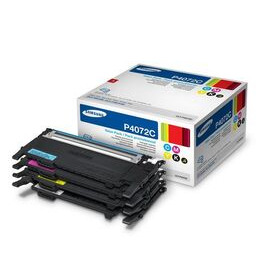 Samsung Original CLT-P4072C Black and Colour Toner Multipack Reviews
