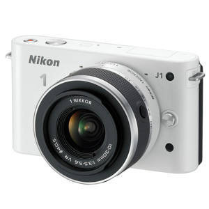 Photo of Nikon 1 J1 With 10-30MM Lens Digital Camera