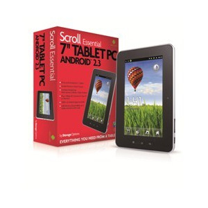 Photo of Storage Options 53511 Scroll Essential Tablet PC