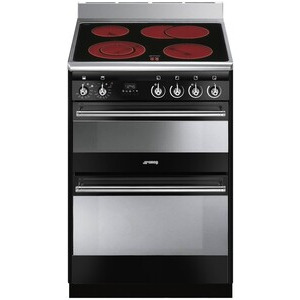 Photo of Smeg SUK62CBL8 Cooker