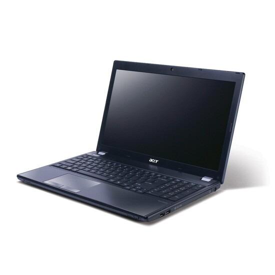 Acer TravelMate 5760-2312G25Mn
