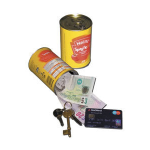 Photo of Sterling Heinz Spaghetti Safe Can Safe