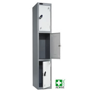 Photo of Probe Size 1212 Three Door Locker Safe