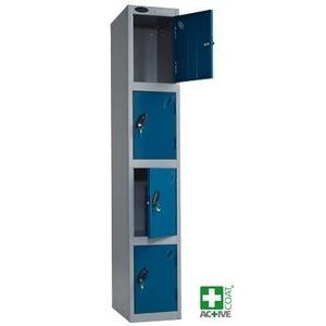 Photo of Probe Size 1212 Four Door Locker Safe