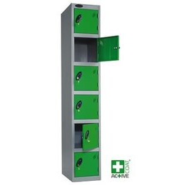 Probe Size 1212 Six Door Locker Reviews