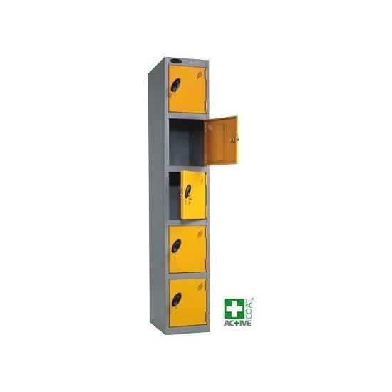 Probe Size 1218 Five Door Locker