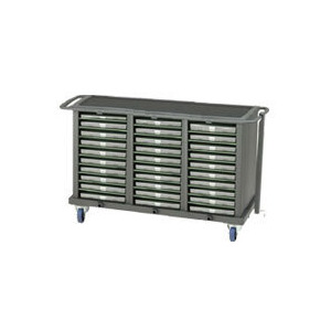Photo of Top-Tec Secure Laptop Trolley - 30 Bay Safe