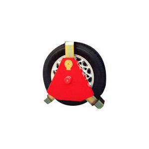 Photo of Bulldog Titan 230/F Wheel Clamp Safe
