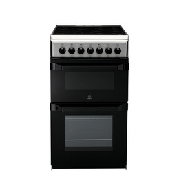 INDESIT IT50C1X Electric Cooker - Stainless Steel Reviews