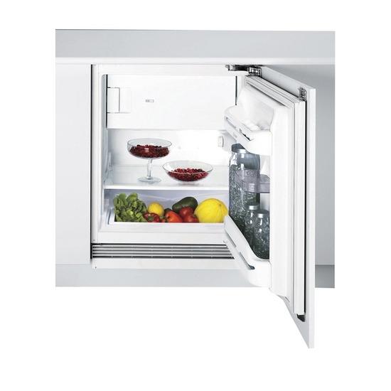 Genuine Indesit INTSZ1611 Glass Shelf /& White Trim Fridge /& Freezer