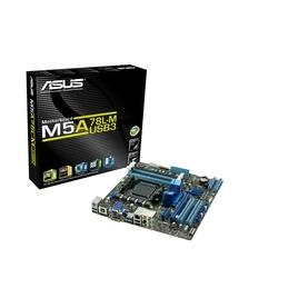 ASUS M5A78L-M/USB3 AMD 760G Motherboard - AMD AM3+ socket Reviews