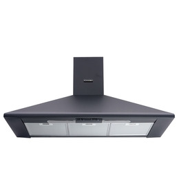 Cannon BHC100K Chimney Hood - Anthracite