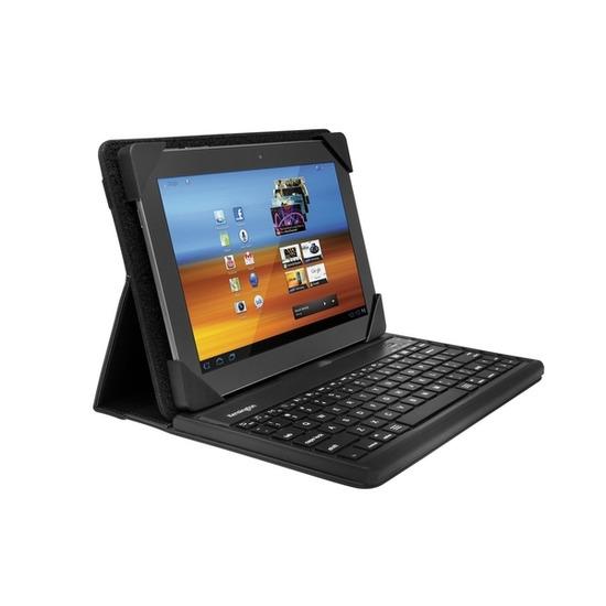 "Kensington Keyfolio Pro Universal Removable Bluetooth 10"" Tablet Keyboard"