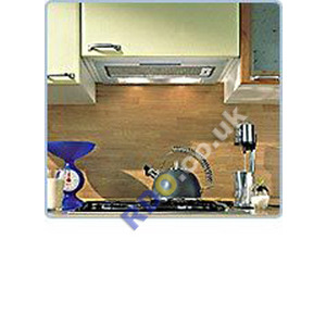 Photo of Blanco BE-04TWIN-AL Cooker Hood