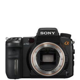 Sony Alpha DSLR-A700 (Body Only) Reviews
