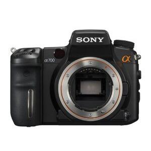 Photo of Sony Alpha DSLR-A700 (Body Only) Digital Camera