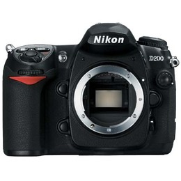 Nikon D200 (Body Only) Reviews