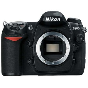Photo of Nikon D200 (Body Only) Digital Camera