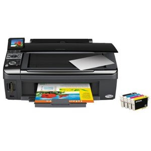 Photo of Epson Stylus SX400 Printer