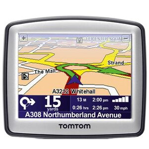 Photo of TomTom One V4 GB Traffic Satellite Navigation