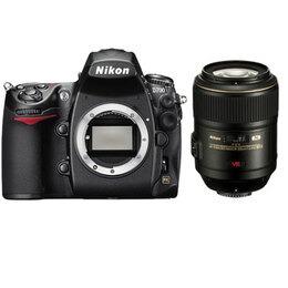 Nikon D700 with 105mm VR Lens