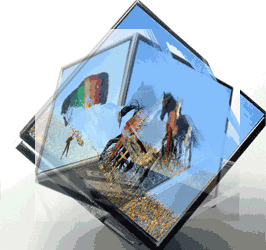 Photo of Rotating Photo Frame Gadget