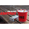 Photo of Fire Bucket Ashtray Home Miscellaneou