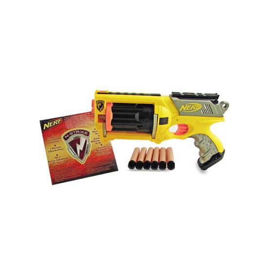 Nerf Maverick Gun