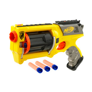 Photo of Nerf Dart Tag Crossfire Gadget