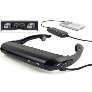 Photo of Vuzix Video Eyewear AV230 Gadget
