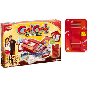 Photo of High School Musical Cool CARDZ Toy