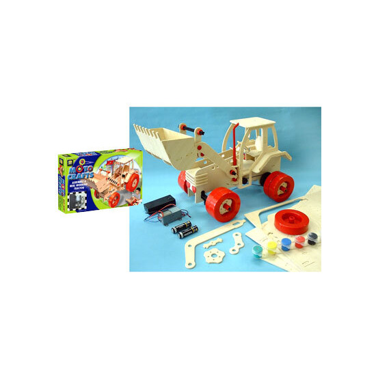 Moto Craft Tractor Set